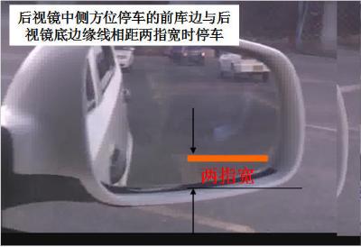 驾考科目二侧方位停车图解|驾照考试秘籍
